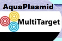 Aquaplasmid-Multitarget